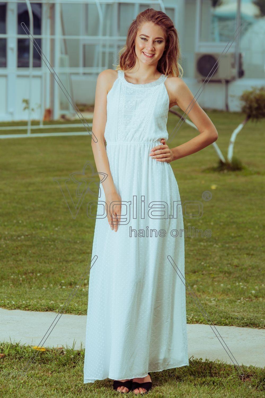 Modele de rochii lungi de vara