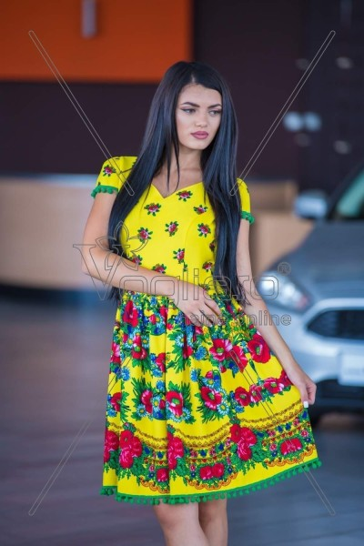ROCHIE GIPSY YELLOW