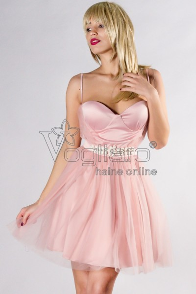 ROCHIE PRINCESS PINK BABY DOLL