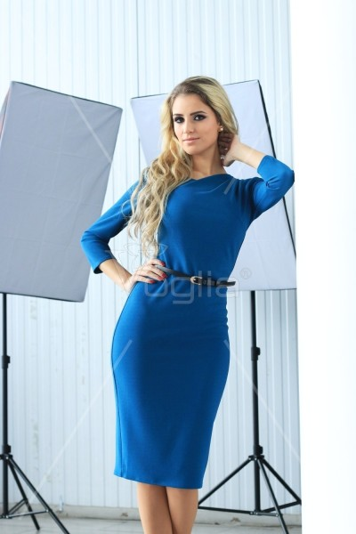 ROCHIE OFFICE TURQUOISE KATE