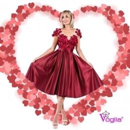 ❤️WE LOVE TO DRESS  YOU❤️ ‼️Foloseste codul VOGLIAFORLOVE10 si beneficiezi de 10% REDUCERE la orice produs din categoria ROCHII DE SEARA ‼️ 👩🏼💻Intra acum pe site👉🏻 www.voglia.ro  #valentines #vogliaforfashion #vogliaforlove #rochii  #rochiideseara #elegance #magazin  #shooting #fabricatinromania #rochiideocazie  #rochiidelux  #reduceri  #reducere