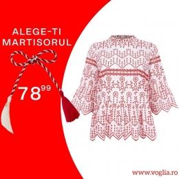 🌺Alege-ti martisorul! Pe www.voglia.ro gasesti tinuta PERFECTA pentru zilele calduroase de primavara.🌞 🇹🇩Fabricata in Romania 🚚Livrare rapida in toata Europa ☎️Comenzi telefonice:  0759049300 💌 Iti stam la dispozitie si prin mesaj privat