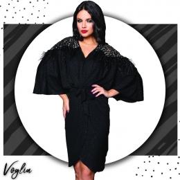 🖤🌟Atrage toate privirile asupra ta si alege sa porti o rochie WOW!🖤👩🏻💻Comand-o pe www.voglia.ro 🇹🇩Produse fabricate in Romania 🚚Livrare rapida in toata Europa ☎️Comenzi telefonice:  0759049300 💌 Iti stam la dispozitie si prin mesaj privat Facebook  #rochiidelux #rochiideseara #rochiielegante #rochiidebal #vogliaforfashion #fabricatinromania #tinutedelux