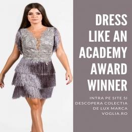 Îndrăznește să stralucești și să acaparezi atenția la următorul eveniment✨ 👉🏻 www.voglia.ro #fashion #dresses #luxury #luxurylifestyle #dress #vogliaforfashion #rochii #rochiideseara #rochiielegante